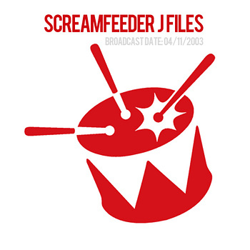 Screamfeeder J Files