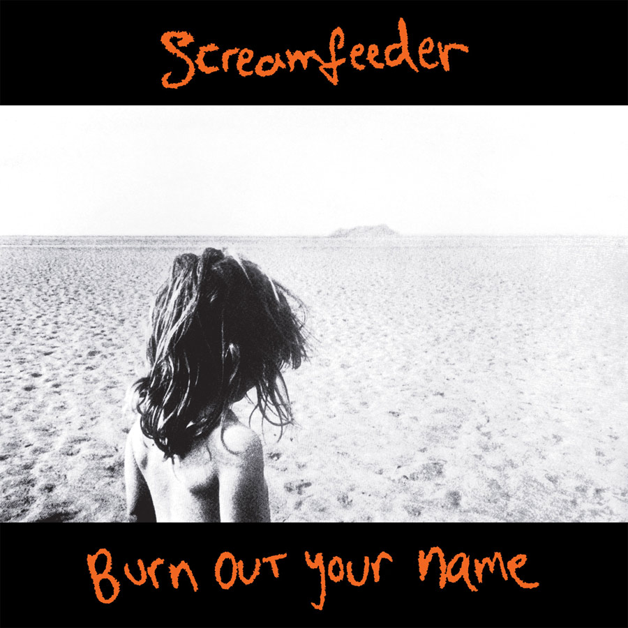 Screamfeeder - Burn Out Your Name