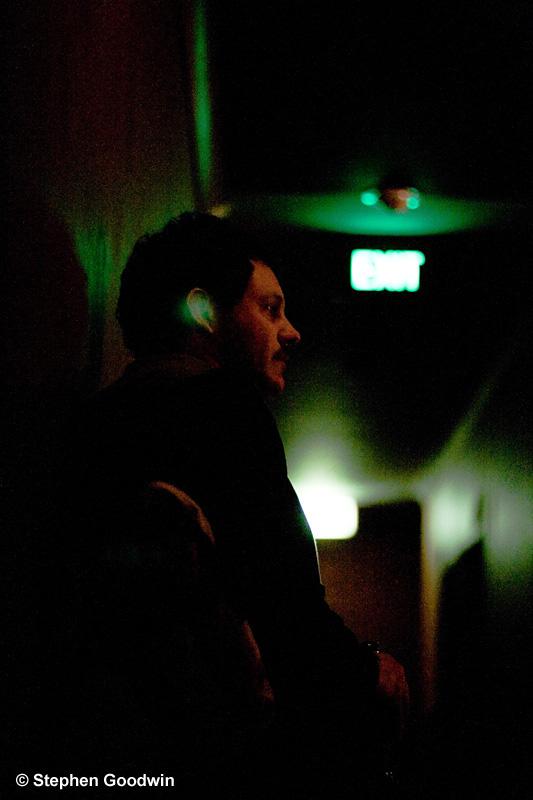 screamfeeder live 2009