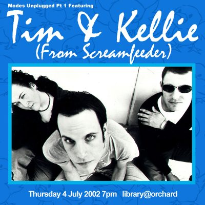 Tim & Kellie Live in the Library, Singapore