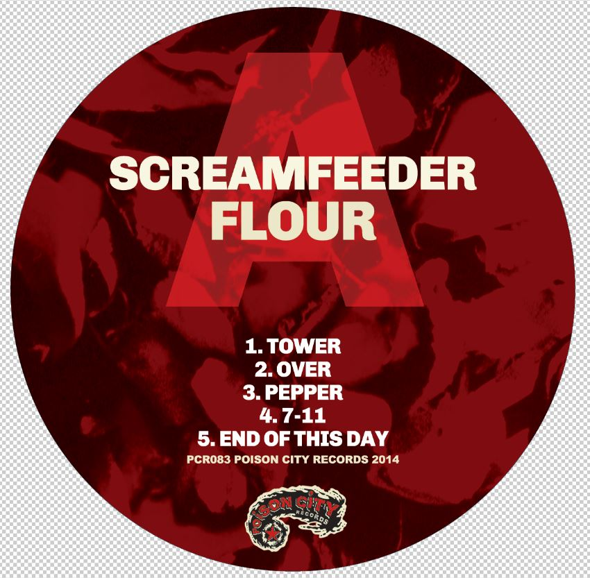 Screamfeeder - Flour 2014