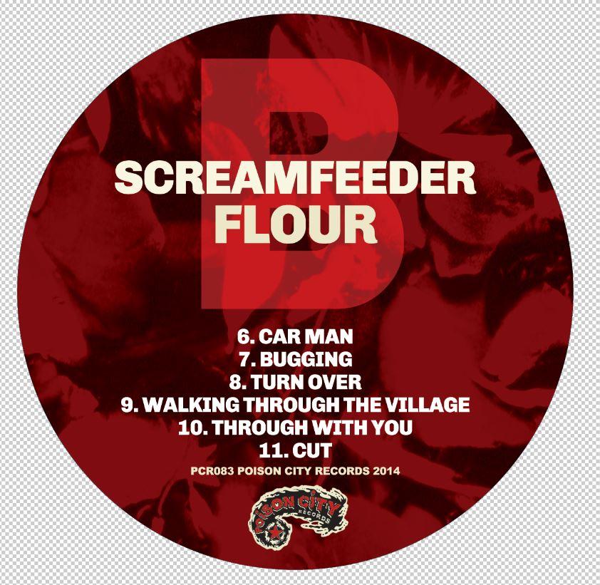 Screamfeeder - Flour 2014