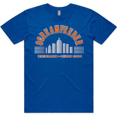 Screamfeeder - Since 1991: Brisbane Skyline Shirt