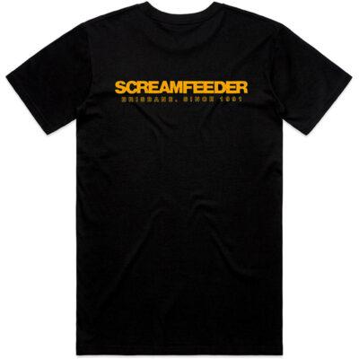 Screamfeeder Triple Logo Shirt